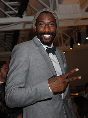 Amar'e Stoudemire tried to make peace in Milan. (Getty Images)