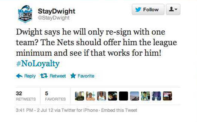 Dwight Howard again wants out of Orlando, and even StayDwight.c…