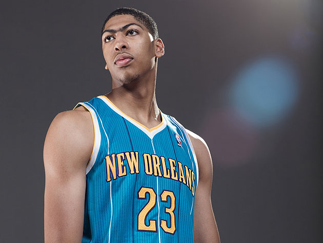 Anthony Davis looks toward a future in which he wins everything. (Getty Images)