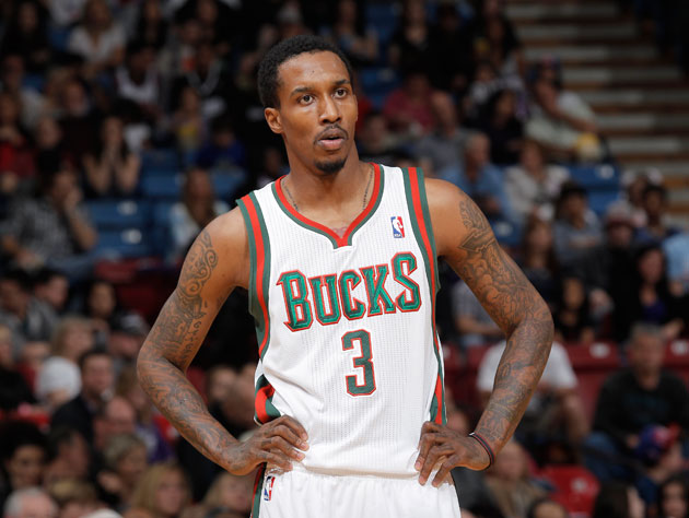 Brandon Jennings is annoyed (Getty Images)