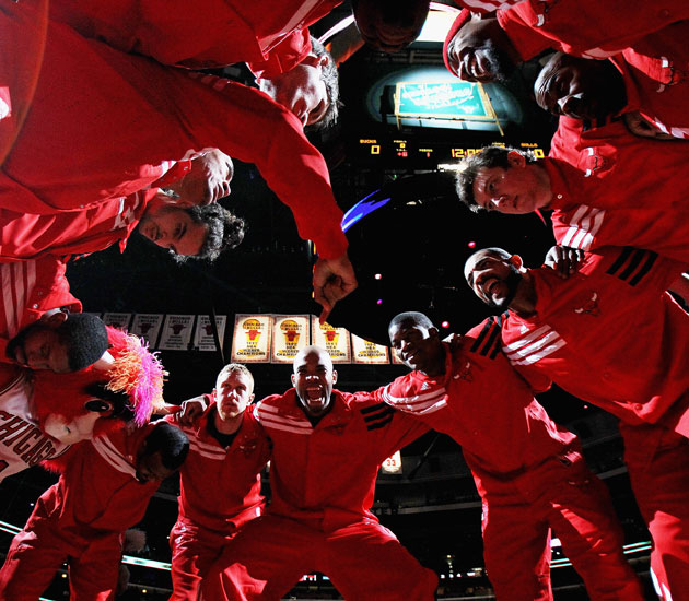 The 2011-12 Chicago Bulls. (Getty Images)