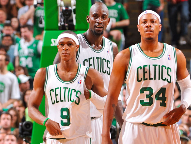 The 1996-97 Boston Celtics (Getty Images)