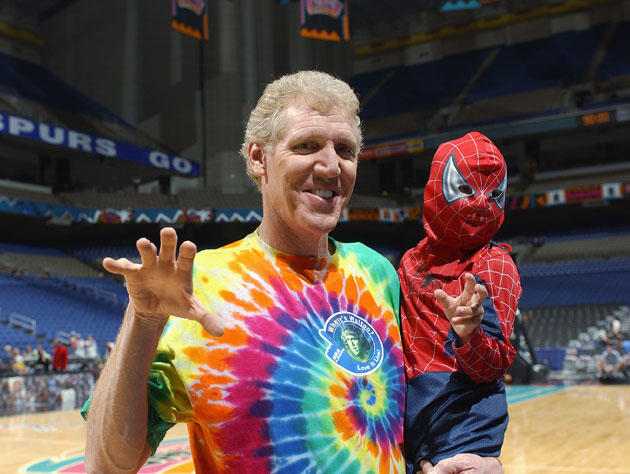 Yes, Bill Walton is on the list (Getty Images)