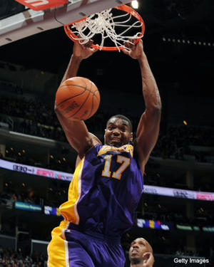 Andrew Bynum (Getty Images)