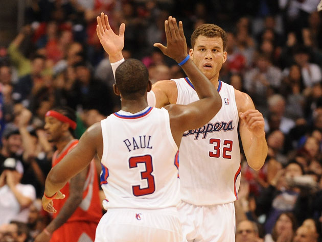 Chris Paul, and Blake Griffin (Getty Images)