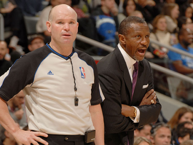 Dwane Casey can't get no satisfaction from the judge (Getty Images)