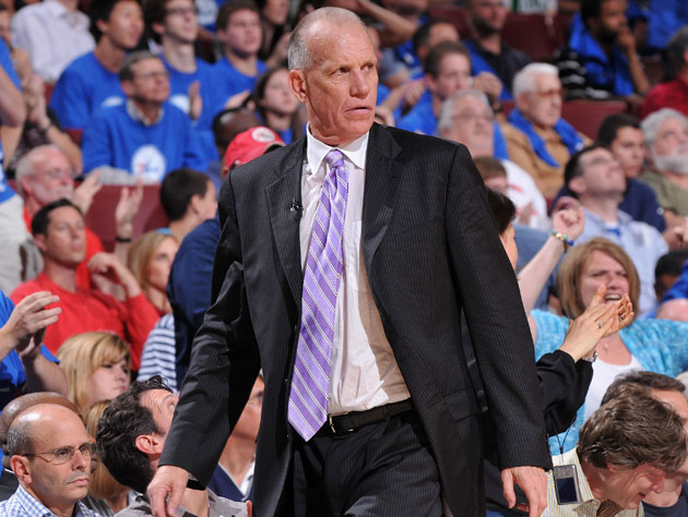 Doug Collins isn't mad, he's just disappointed (Getty Images)
