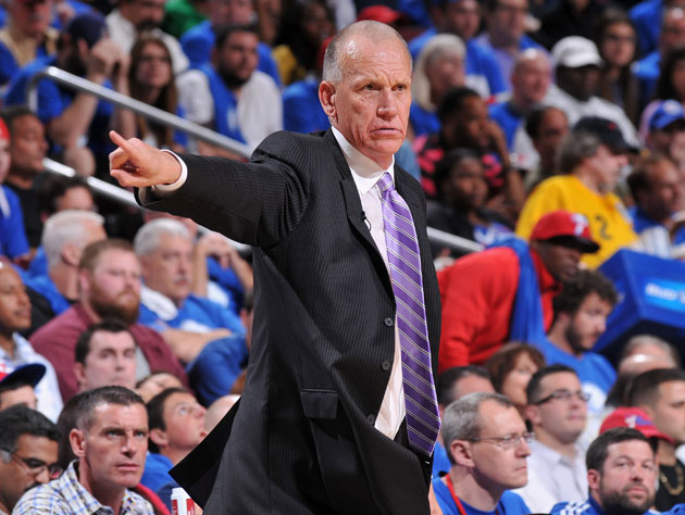 Doug Collins, pointing (Getty Images)