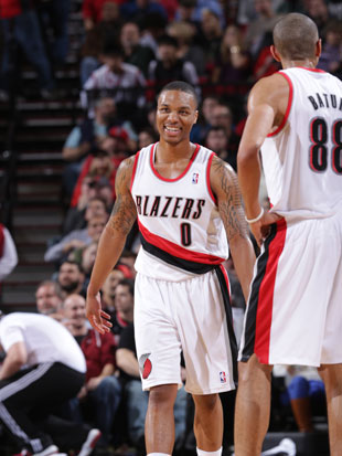 Damian Lillard (Getty Images)