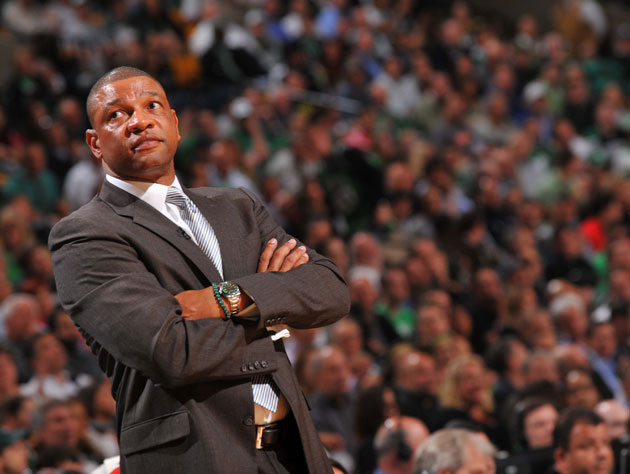 Doc Rivers, calm and crisp and strong (Getty Images)