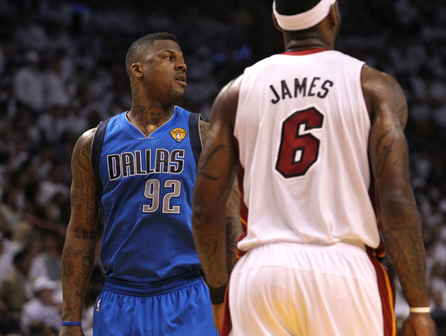 DeShawn Stevenson looks forward to LeBron James' comeuppance (Getty Images)
