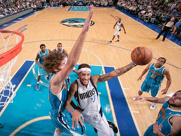 Delonte West could soon be coming to a D-League city near you. (Glenn James/NBA/Getty Images)