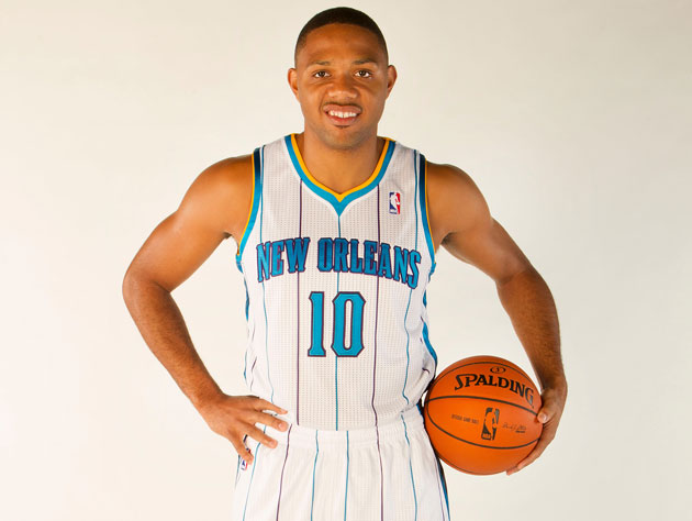 Eric Gordon may never get to wear a New Orleans Pelicans jersey (Getty Images)