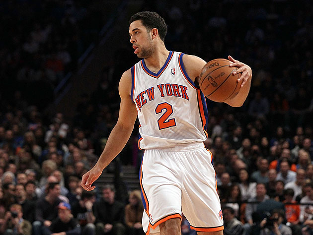 Even Landry Fields had to be surprised by that number. (Getty Images)