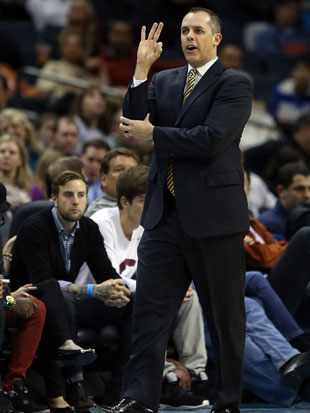 Frank Vogel knows what night it is (Getty Images)