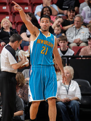Number two, actually, Greivis (Getty Images)