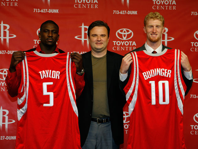 Rockets general manager Daryl Morey shares some of his favorite draft interview quips via Twitter