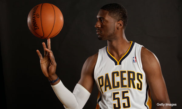 Roy Hibbert (Getty Images)