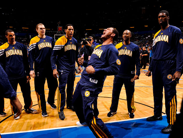 The Indiana Pacers are an interesting collective (Getty Images)