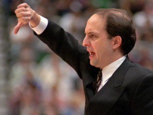 Jeff Van Gundy is not excited. (AP) 310x233