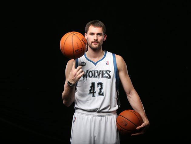Kevin Love is returning. Kevin Love is returning. Kevin Love is (Getty Images)