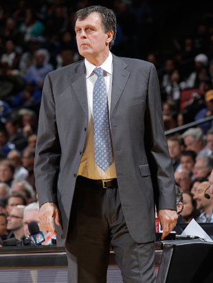 Kevin McHale thinks that's a peculiar name (Getty Images)