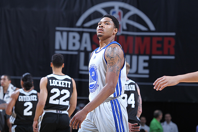 Kent Bazemore looks toward the future. (Jack Arent/NBAE/Getty Images)
