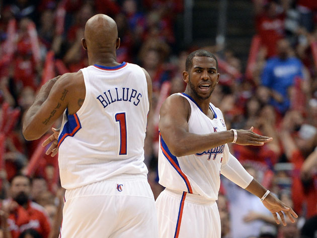 Chris Paul, deservedly smug (Getty Images)