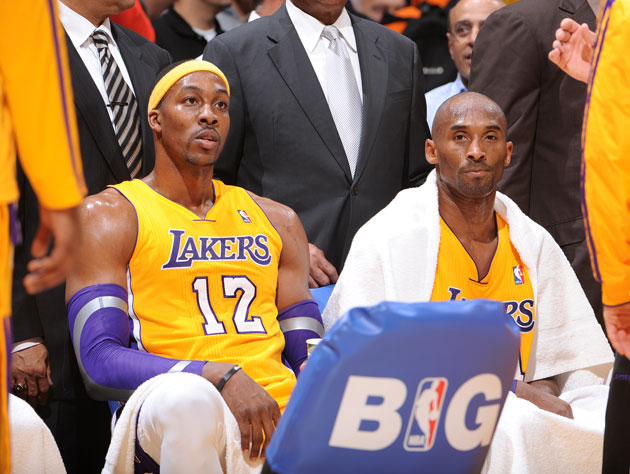 The Los Angeles Lakers have 41 games to get it right (Getty Images)