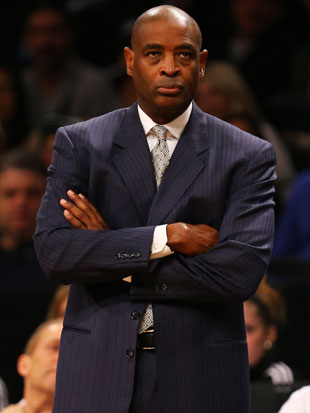 Larry Drew, patiently waiting (Getty Images)