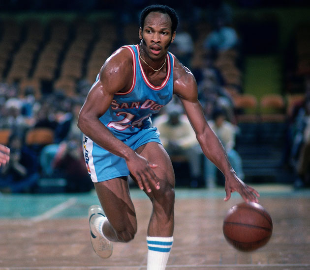Lloyd Free, San Diego Clipper (Getty Images)