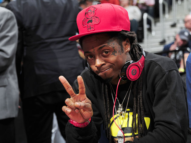 Lil Wayne needs two (Getty Images)
