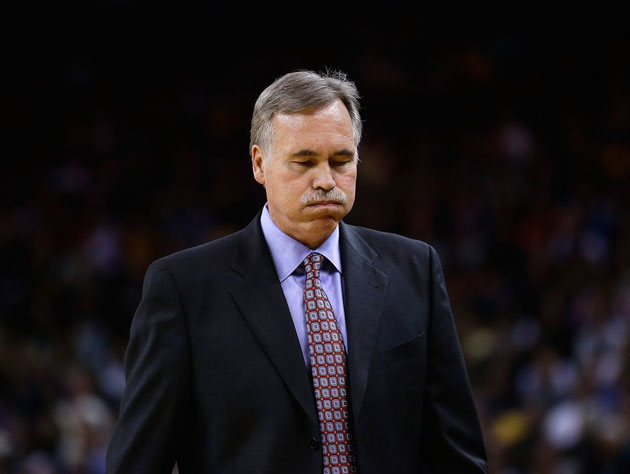 Mike D'Antoni, still got it (Getty Images)