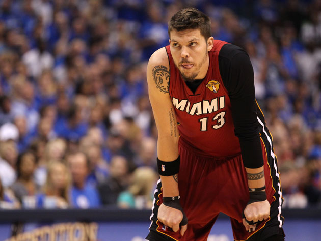 Mike Miller, seconds before it all fell apart (Getty Images)
