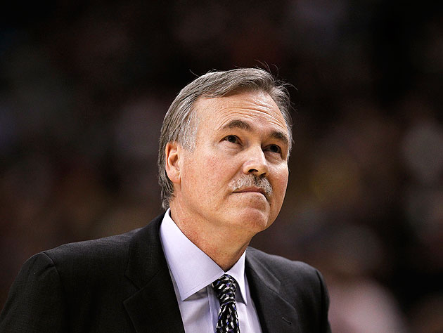Mike D'Antoni insists he resigned and that doing so was his call. (Getty Images)