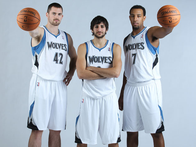 Minnesota Timberwolves, y'all (Getty Images)