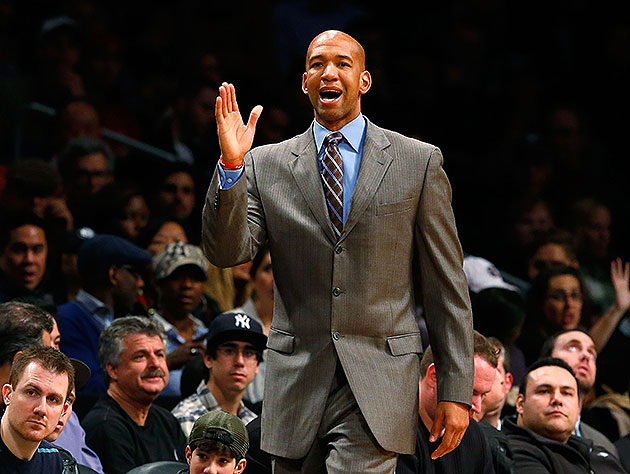 Monty Williams isn't trying to hear about your fancy MySpace layout. (Jim McIsaac/Getty Images)