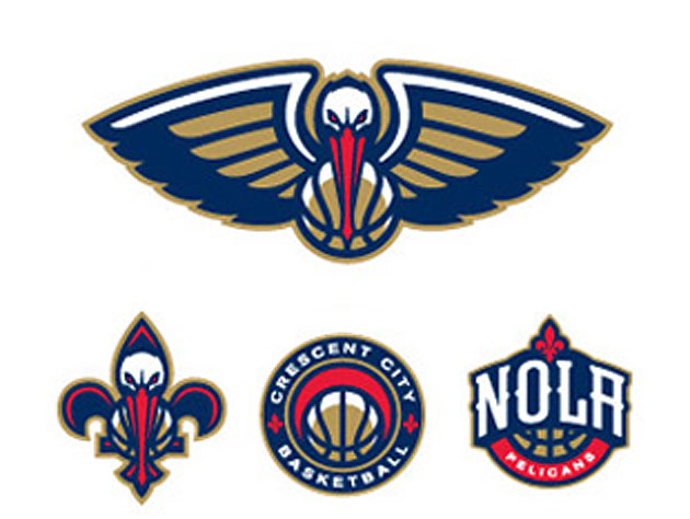 The team's alternate logos (nba.com/hornets)
