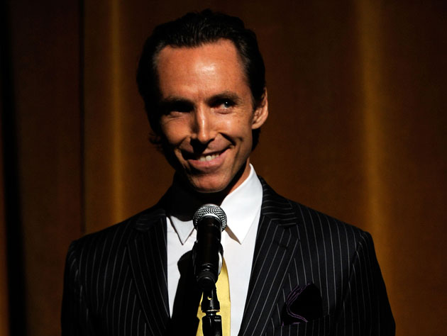 Steve Nash, scoping out Whoville (Getty Images)