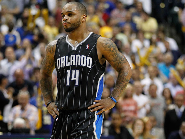 Jameer Nelson, from now until April (Getty Images)