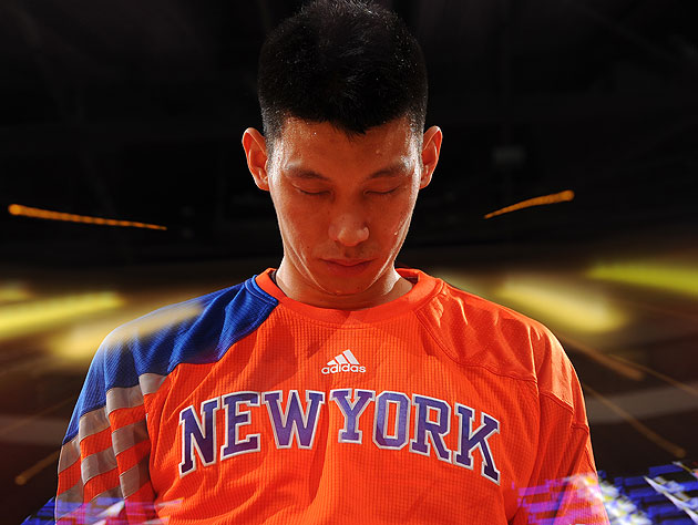 On his way out of New York, Jeremy Lin tells his side of the story. (Getty Images)
