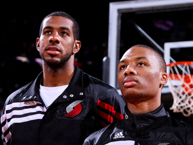 Portland Trail Blazers, waiting for another lottery pick to hit this lineup (Getty Images)