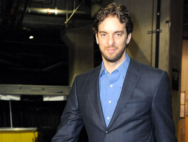 Pau Gasol ate the canary (Getty Images)