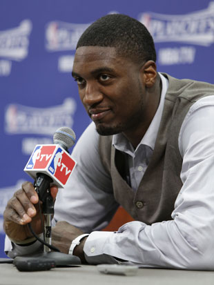 Roy Hibbert, ready for more reps (Getty Images)