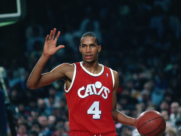The 10-man rotation, starring Ron Harper