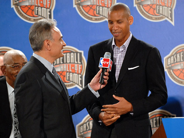 Reggie Miller has made the Hall of Fame (Getty Images)