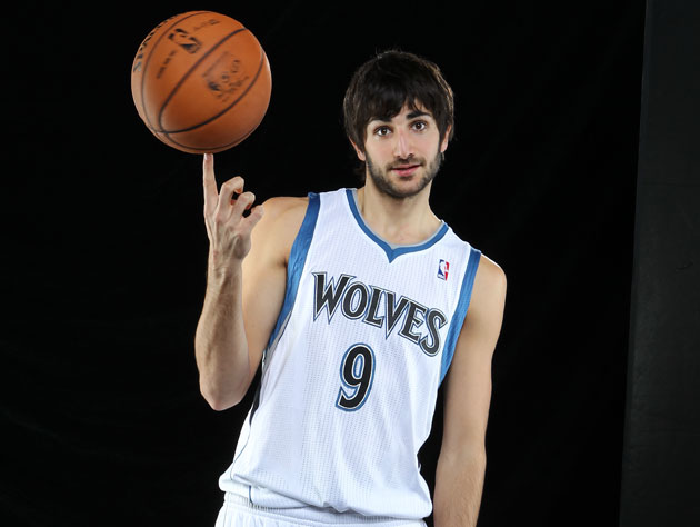 Ricky Rubio appears in this publication (Getty Images)
