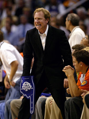 Robert Sarver, basketball know-all (Getty Images)