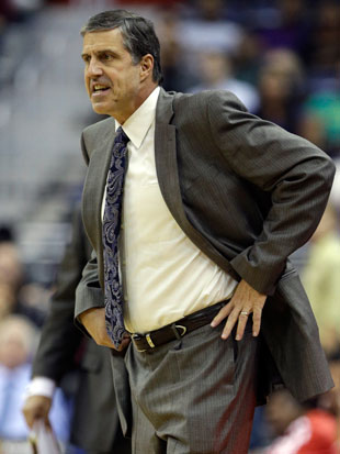 Randy Wittman grits and grinds (Getty Images)