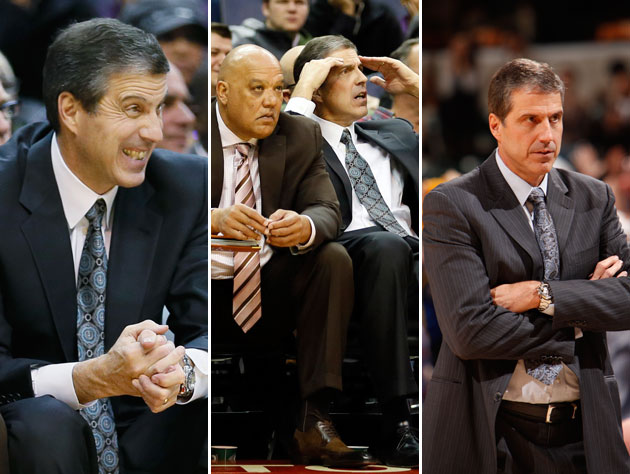The many frustrations of Randy Wittman (Getty Images)